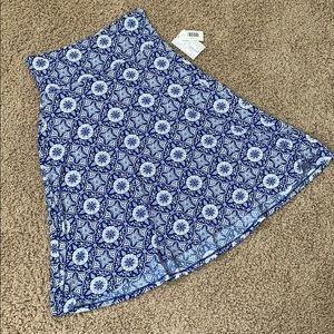 *NEW* Lularoe Azure Skirt